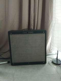 Fender Deville vintage amplifier
