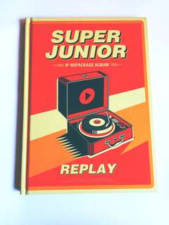 Super Junior Replay 希澈SET