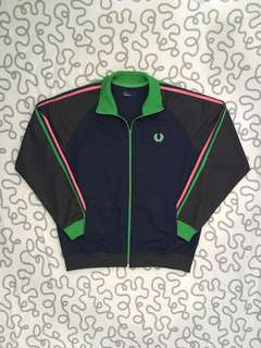 prelove authentic fred perry Tracktop Jacket