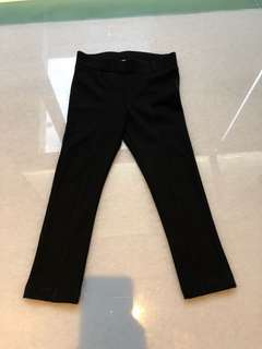 H&m black legging 3-4yrs