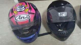 Arai full face helmet for sale