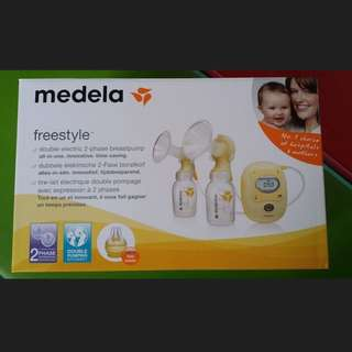 Medela Freestyle Breastpump breast pump