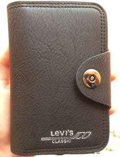 Dompet LEVI'S CLASSIC hitam