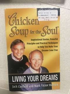 Chicken soup for the soul, living your dreams