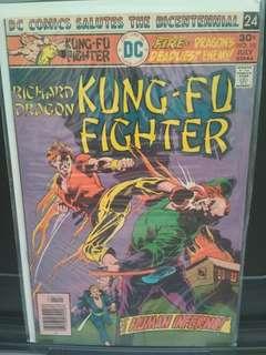 DC Richard Dragon Bronze Unread