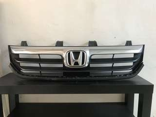 Honda stream front grille