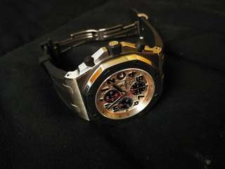 Audemars piguet panda (JF) with authentic strap