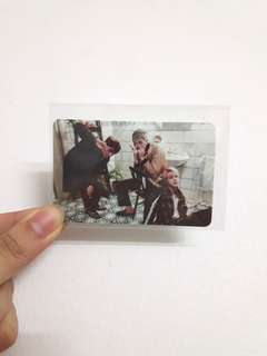 [WTS] BTS MEMORIES OF 2016 Photocard