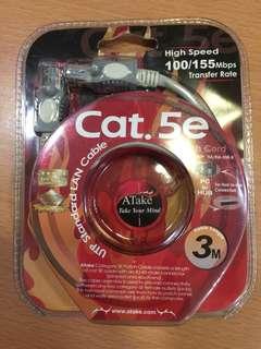 3 Meter Lan cable