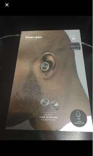 全新dearear藍牙耳機headphone