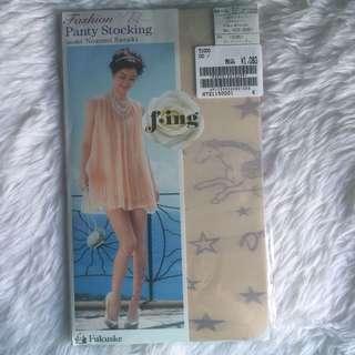 Printed Pantyhose Stocking