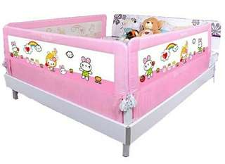 Baby Bed Safety Rail ( New)