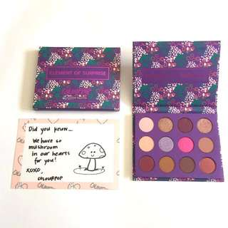Brand New ColourPop Element of Surprise - Pressed Powder Shadow Palette ❤️AUTHENTIC