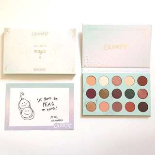Brand New ColourPop All I See Is Magic - Pressed Powder Shadow Palette ❤️AUTHENTIC ❤️