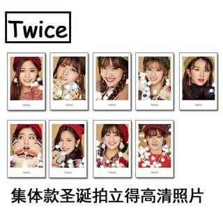 Twice Polaroid Set