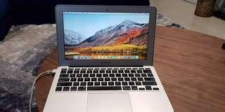 "MacBook Air 11"" i5 2013 model for sale"
