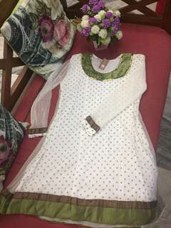(BNWT)Promotion for this week-Boutique Lace Ladies Kurti