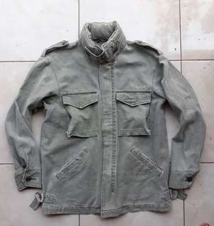 The Lost Tag Casual Parka Military Jacket