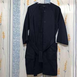 Cos navy jacket(new)