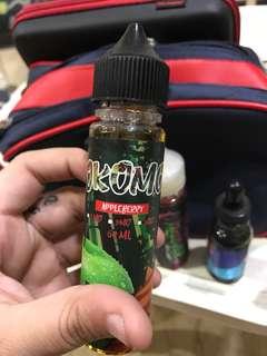 Liquid vape