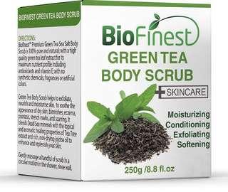Bio Finest Green Tea Body Scrub
