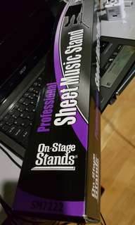 Professional Sheet Music Stand