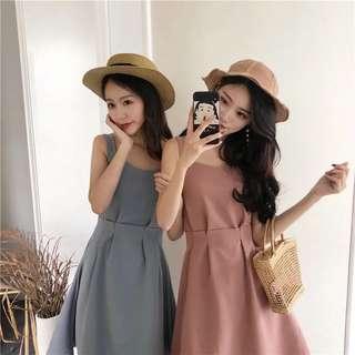 [PO] Elegant Fit and Flare Dress