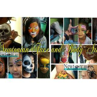 FACE PAINTING AND PARTY NEEDS METRO MANLA