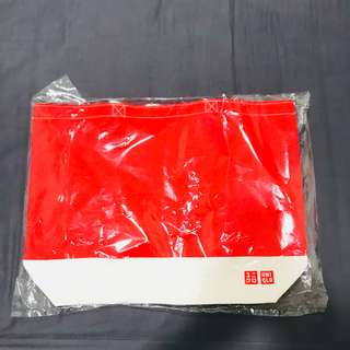 Uniqlo大容量托特包 環保袋