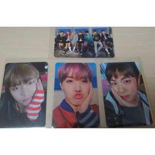 BTS YNWA Pink Unsealed Album + Photocards 😍