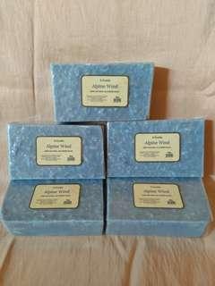 Alpine Wind Bath Soap