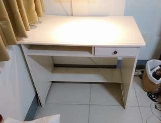 歐風白色多功能桌