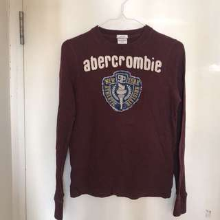 🇺🇸Abercrombie & Fitch long sleeves top