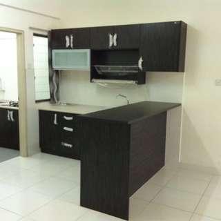 [WTR] puchong setia walk condominium fully furnished