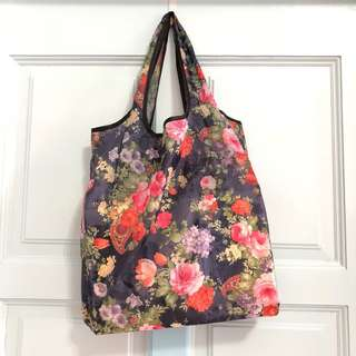 Floral Recycle Bag
