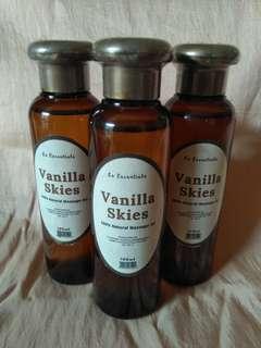 Vanilla Skies Massage Oil