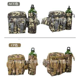 WAISTBAG TACTICAL ARMY IMPORT | BOTTLE