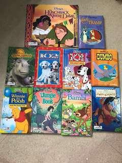 Sales!!! Disney Ladybird hardcover books