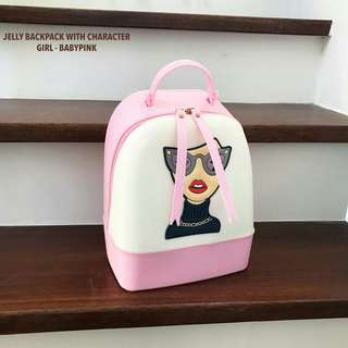 Jelly Backpack