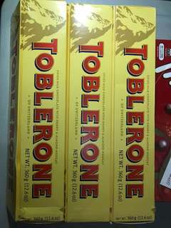 Toblerone Chocolates 360g