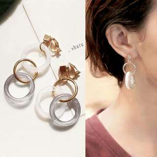 Anting earclip