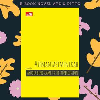 E-BOOK PDF #TEMANTAPIMENIKAH
