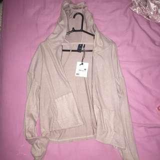 Factorie crop style sweater