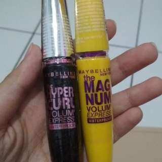 Take all 2pcs mascara