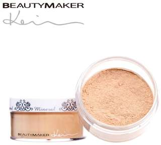 Beautymaker Mineral Loose Powder (Colour: Natural)