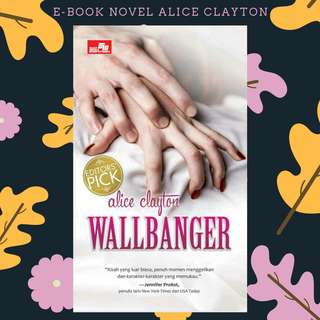 PREMIUM : E-BOOK PDF NOVEL WALLBANGER