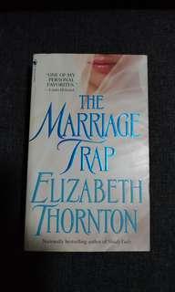 the marriage trap by Elizabeth Thornton