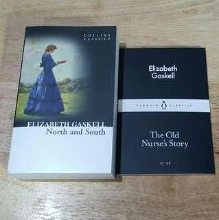 Elizabeth Gaskell books