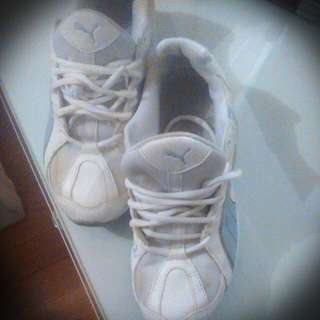 Puma White Limited Edition