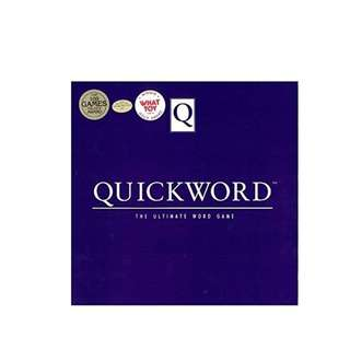 [Family Fun!!] Quickword - The Ultimate Word Game